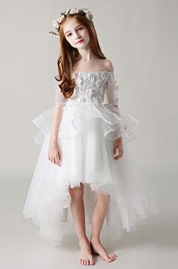eDressit Princess Off Shoulder Children Wedding Flower Girl Dress (28198707)