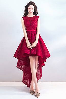 eDressit Red Sexy Lace  Elegant Party Evening Dress (35192802)