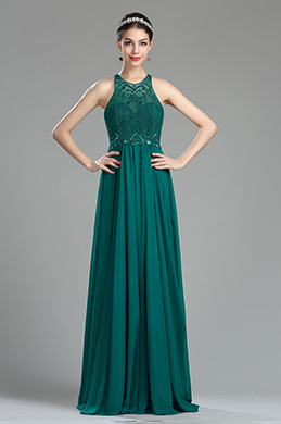 eDressit Green Beaded Sequin Evening Dressing Gown (36181104)
