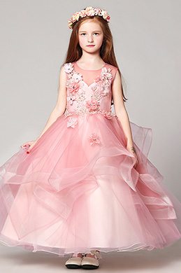 eDressit Handmade Wedding Flower Girl Party Dress (27201246)