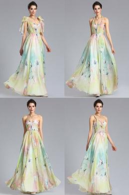 eDressit Robe de l'été Imprimée avec Quelques Styles  (00182868)