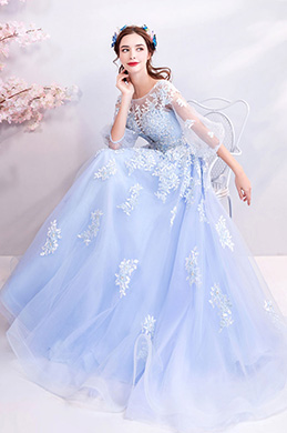 eDressit Unique Sleeves Beads Embroidery Party Prom Dress (36210105)