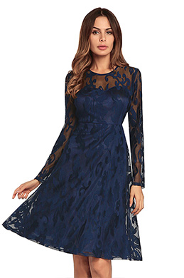 eDressit Lace Long Sleeves Mother of the Bride Dresses (35193505)