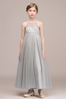 eDressit Gray Children Wedding Flower Girl Dress (27192408)