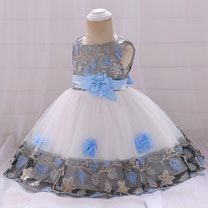 eDressit Embroidery Sleeveless Baby Dress Infant Dress (2319024)