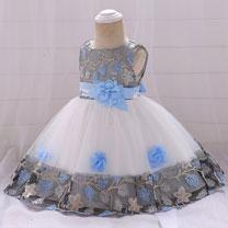 eDressit Embroidery Sleeveless Baby Dress Infant Dress (2319024)