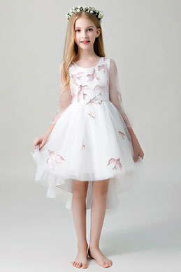 eDressit Round Neck Wedding Flower Girl Dress (28199907)