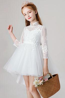 eDressit High Neck Bow-knot Flower Girl Dress (28201907)