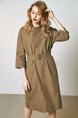eDressit High Quality 3/4 Sleeves Day Dress (30190220)