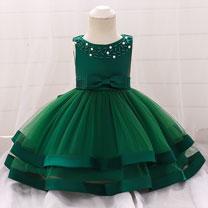 eDressit Classic Beadings Baby Dress Little Girl Dress (2319020)