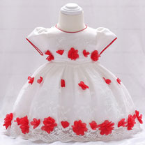 eDressit Lovely Princess Handmade Flower Baby Dress (2319040)