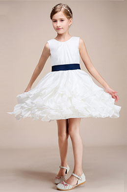 eDressit White Multilayer Short Flower Girl Wedding Party Dress (28193507)
