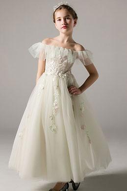 1a1ed9ee6 eDressit Princess Off Shoulder Children Flower Girl Dress (27202907)