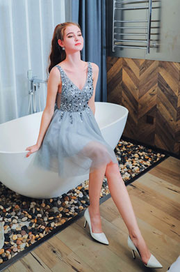 8e1489b92a eDressit Sparkly Sequins V Cut Beaded Cocktail Dresses (35198705)