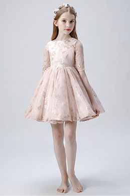 eDressit Princess A-line Wedding Flower Girl Dress (28204114)