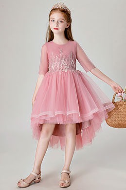 eDressit Round Neck Children Wedding Flower Girl Dress (28202501)