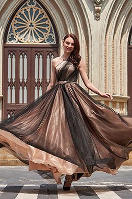 eDressit 2020 New Black One Shoulder Tulle Party Evening Dress (00201900)