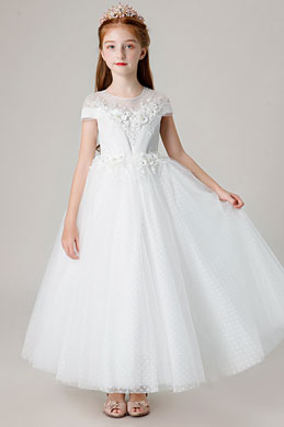 eDressit High Quality Wedding Flower Girl Dress (27206207)