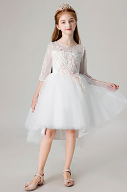eDressit Lovely Princess Wedding Flower Girl Dress (28202407)