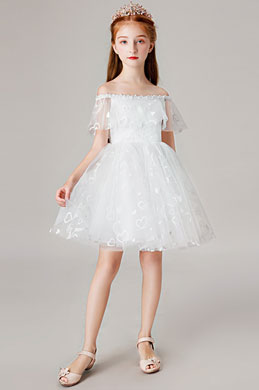 eDressit Princess Short Children Wedding Flower Girl Dress (28202207)