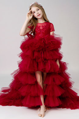 eDressit Princess Multi-layer Wedding Flower Girl Dress (28201317)