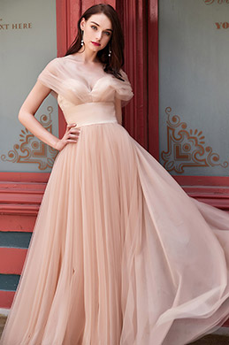 eDressit Sexy Sweetheart Bodice elegant Tulle Prom Party Dress (02200814)