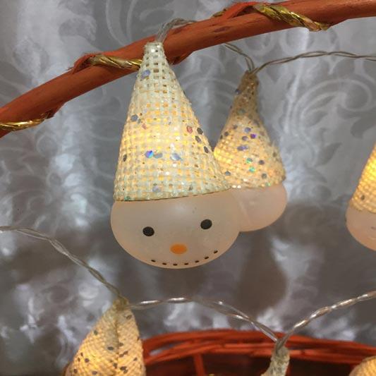 2021 New Cartoon Snowman Led Lamp Decoration Christmas Lights (TA0021)