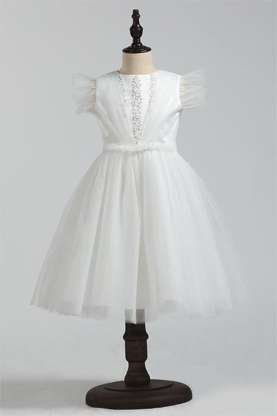 eDressit Princess Handmade Children Wedding Flower Girl Dress (28205907)