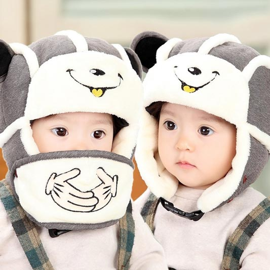 Winter Baby Trapper Hat (TC0014)