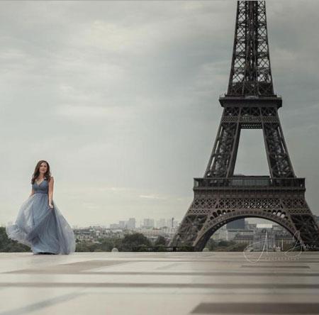 V Neck Sleeveless Bridesmaid Dress Evening Dress