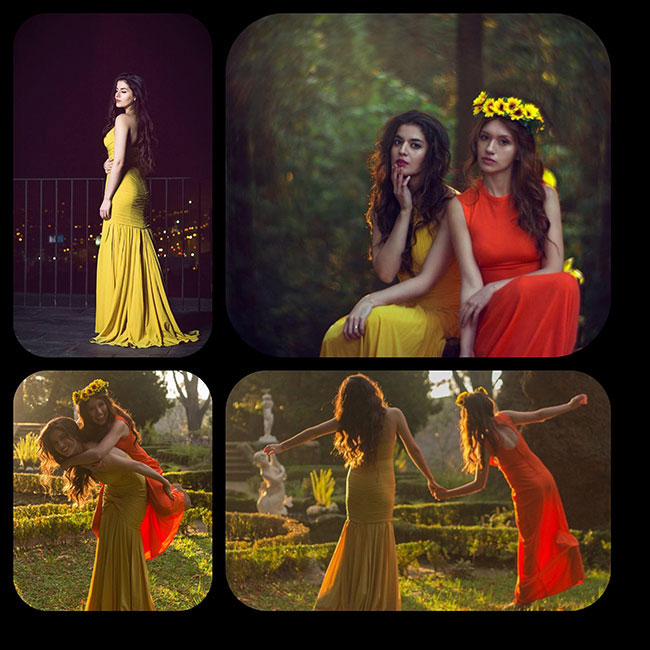 Wonderful Yellow Prom Dress, Formal Dress