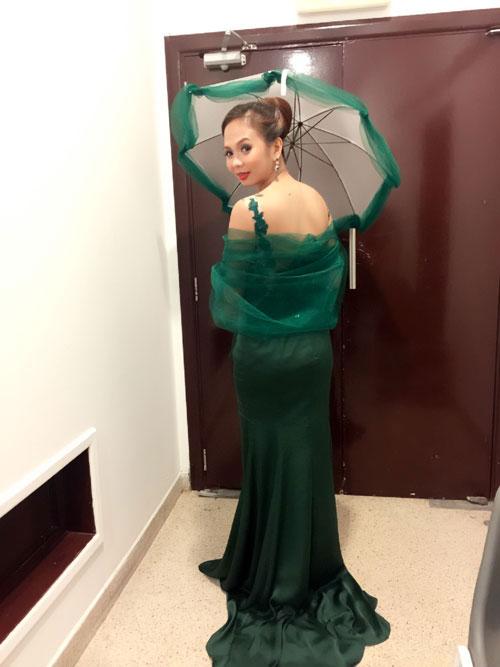 Flattering Green Prom Dress Formal Dress