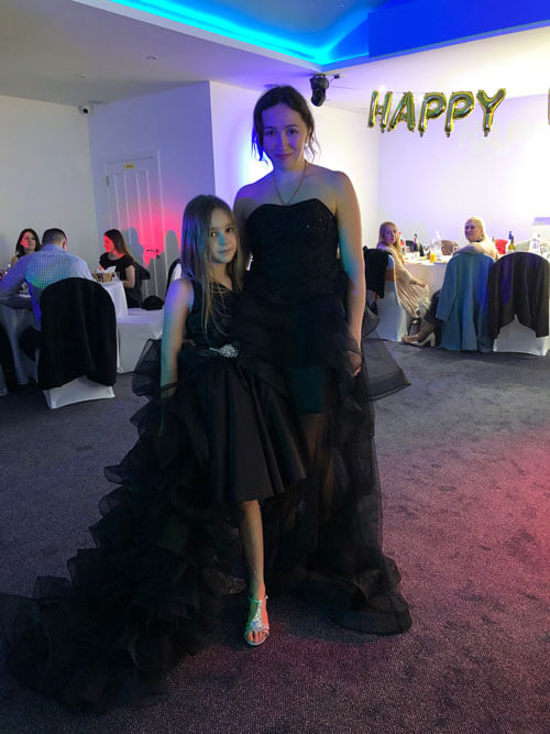 Black Prom Dresses for Birthday and Special Occasions