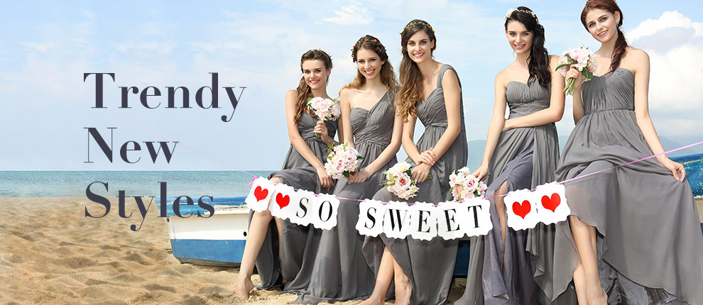 bridesmaid dresses group discount