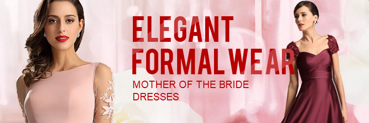 elegant mother of the bride dresses