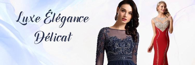 robes de soirée exquises