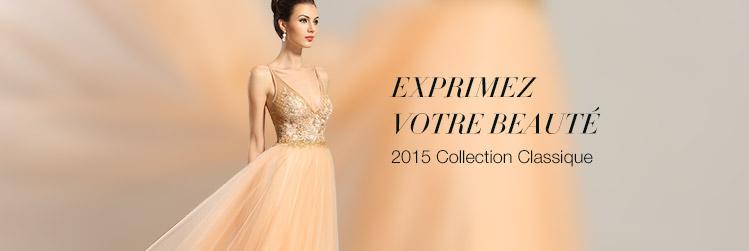 2015 collection des robes de soirée