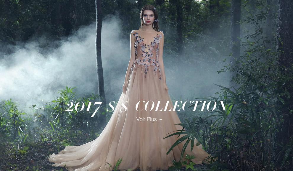 2017 Nouveauté Robe de Soirée
