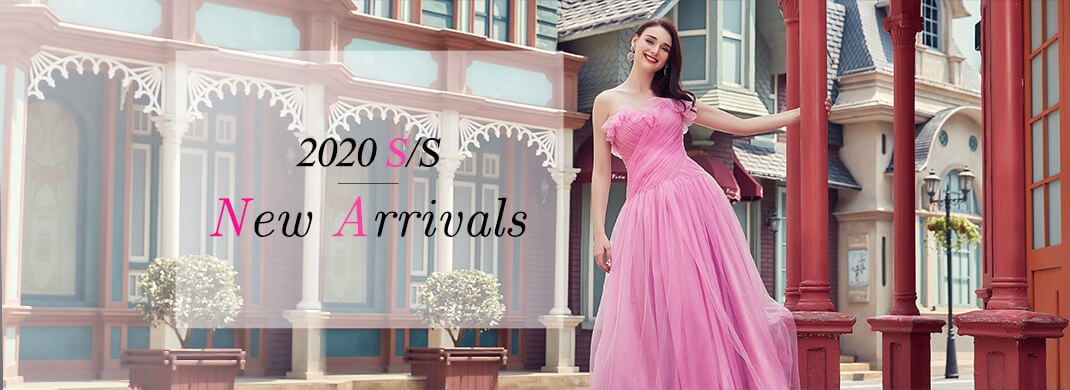 2020 New Arrival Dresses