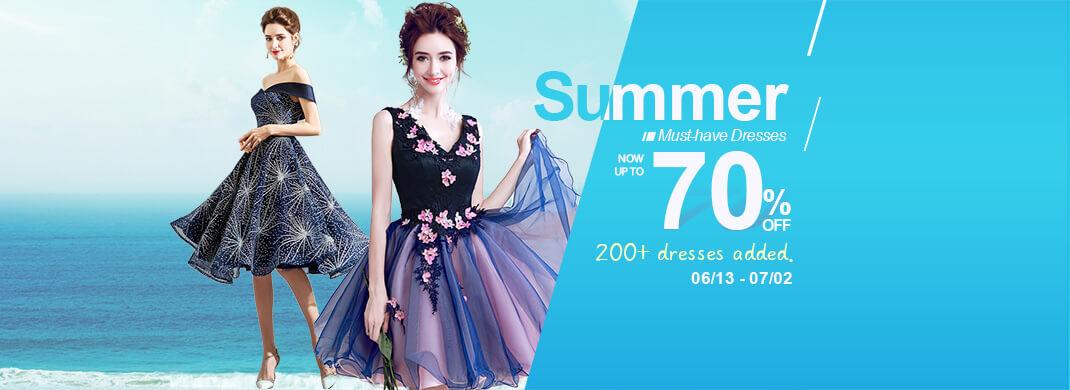 Summer Must Have Dresses Sale