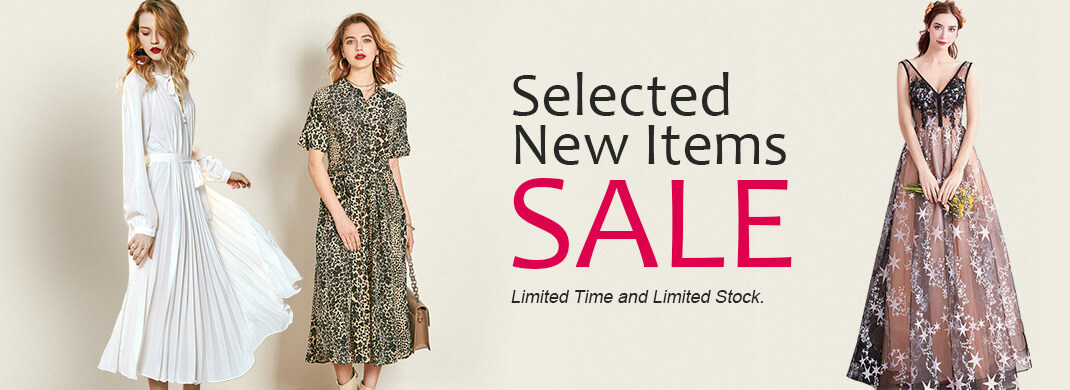 Selected New Formal Dresses Sale