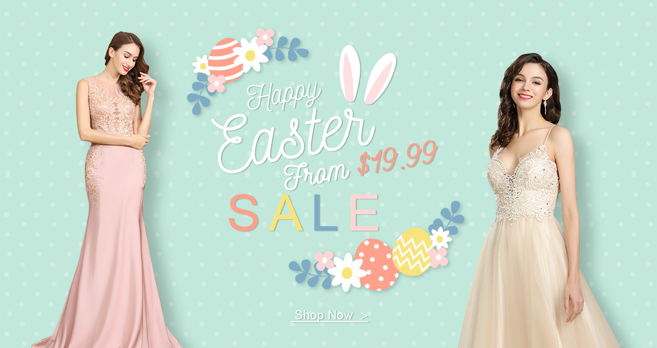Easter Sale From $ 19.99