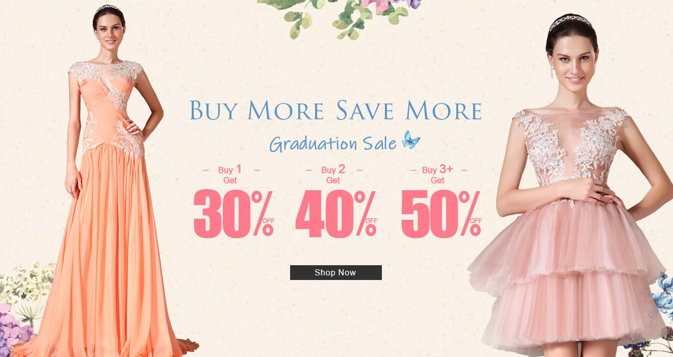 Buy More Save More  UP TO 50%OFF