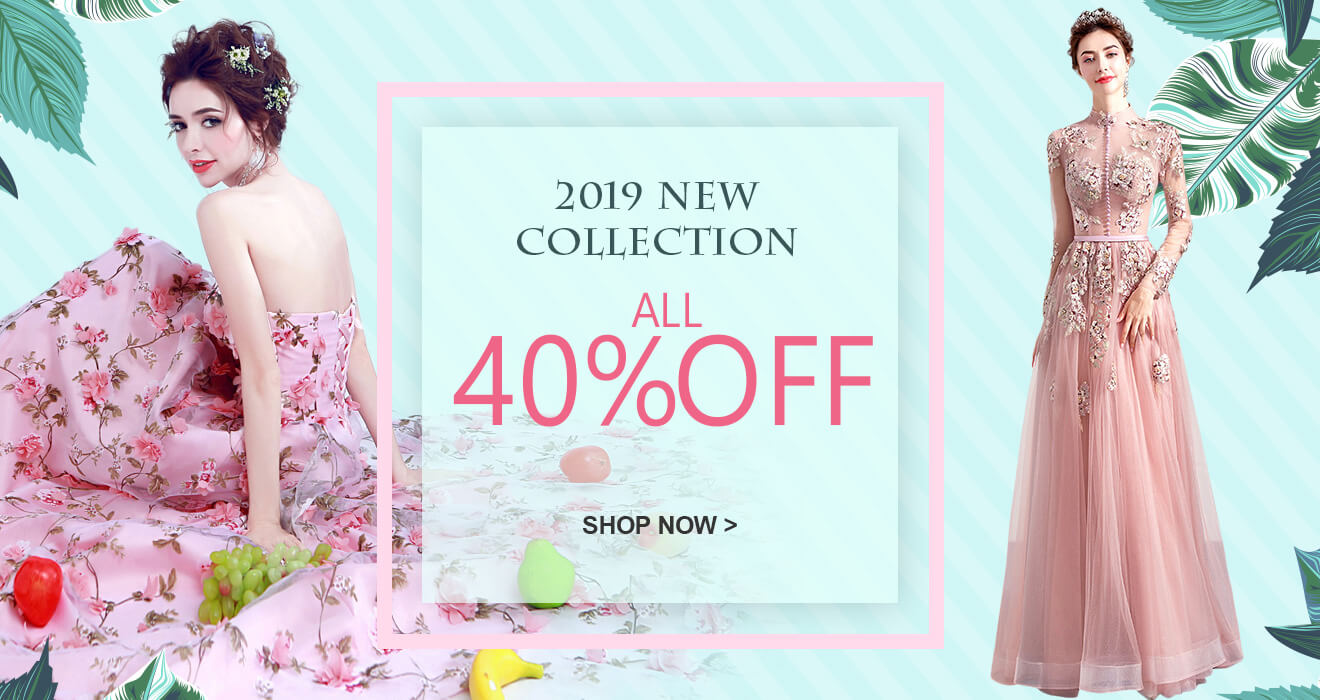 New Collection All Dresses 40%OFF
