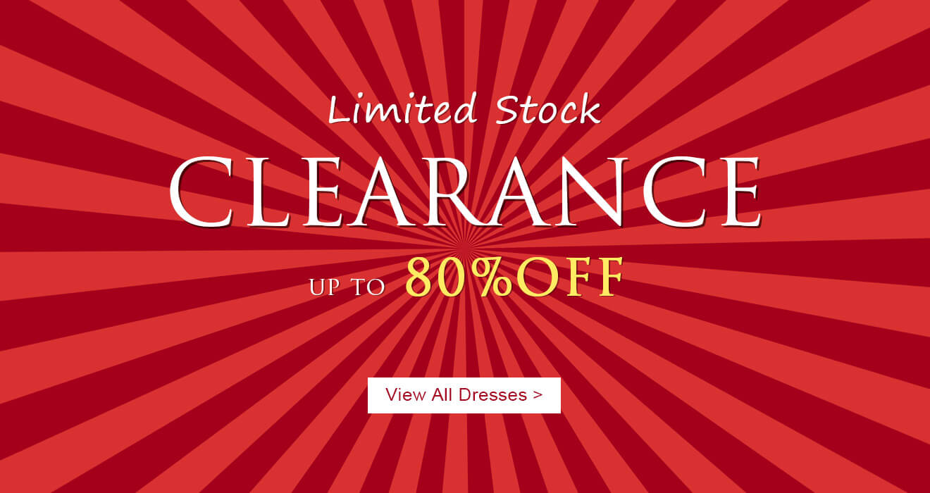 Stock Clearance Up To 80%OFF