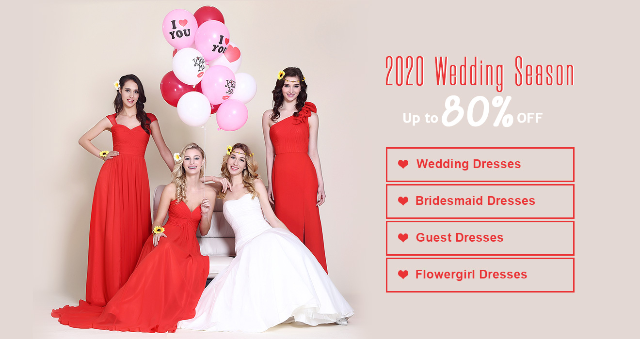 Wedding Season Up to 80%OFF